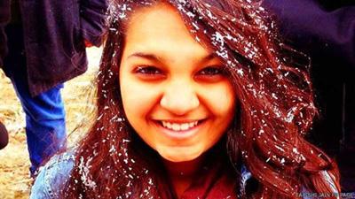 গুলশানে নিহত ভারতীয় তরুণী তারাশির শেষকৃত্য