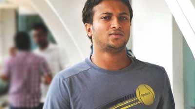 আইপিএল মিশন শেষ, ঢাকায় সাকিব