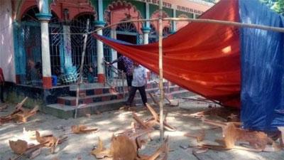 নাসিরনগর তাণ্ডবের মাসপূর্তি, কেটেছে আতঙ্ক