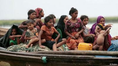 রোহিঙ্গাদের প্রতি মানবিক আচরণ করবে বাংলাদেশ