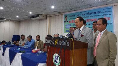 জেলা পরিষদ নির্বাচনে অংশ নেব না : এরশাদ