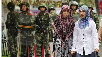 মুসলিম নাগরিকদের পাসপোর্ট জব্দ করছে চীন
