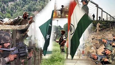 নতুন বছরেই পাক-ভারত যুদ্ধ!