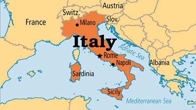 ইতালিতে ৭.১ মাত্রার শক্তিশালী ভূমিকম্পের আঘাত
