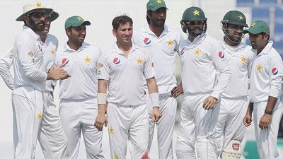 তৃতীয় টেস্টেও অপরিবর্তিত পাকিস্তান স্কোয়াড
