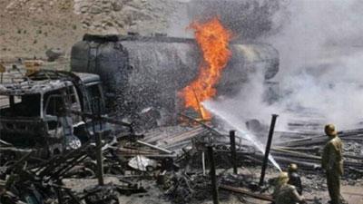 আফগানিস্তানে সড়ক দুর্ঘটনায় নিহত ৩৮
