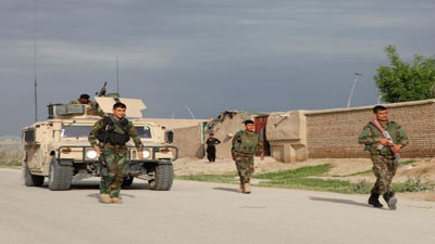 ক্যাম্পে হামলায় ১৫০ আফগান সেনা নিহত
