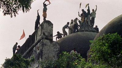 বাবরি মসজিদ ধ্বংস: বিচারের মুখোমুখি বিজেপি