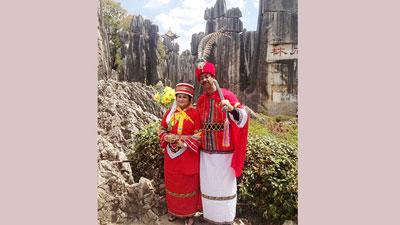 চীনে গিয়ে শামীম ওসমান 'রাজা'