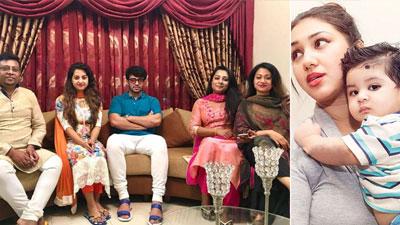 একটি 'স্থিরচিত্র'ই পাল্টে দিলো শাকিব-অপুর সম্পর্ক...