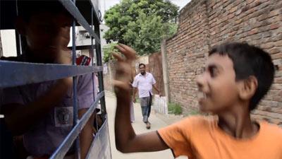 বুসান শিশু চলচ্চিত্র উৎসবে বাংলাদেশি তরুণের ছবি