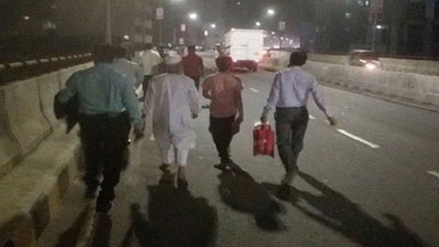 নৌমন্ত্রীর সরকারি বাসায় ধর্মঘটের সিদ্ধান্ত!