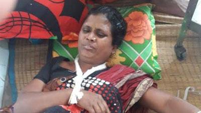 ঝিনাইদহে দু'পক্ষের সংঘর্ষে নারীসহ ১৩ জন আহত