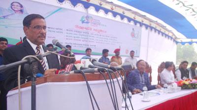 বাংলাদেশ নেতা উৎপাদনের বিরাট কারখানা: সেতুমন্ত্রী