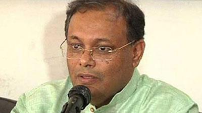নির্বাচনকালীন সরকারের প্রধান শেখ হাসিনা : হাছান মাহমুদ