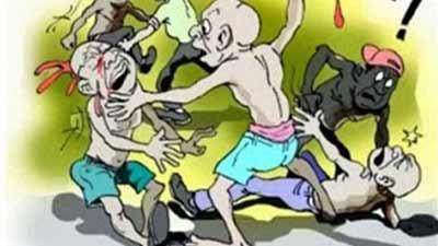 নাসিরনগরে দু'পক্ষের সংঘর্ষে আহত ৩০