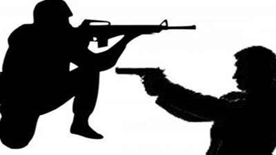 কক্সবাজারে পুলিশ-ডাকাত বন্দুকযুদ্ধ, ৪ পুলিশ আহত