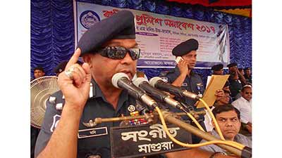 'স্বাধীন বাংলাদেশে জঙ্গিবাদের ঠাঁই হবে না'
