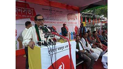 'ভারতের সঙ্গে কোনো গোপন চুক্তি হচ্ছে না'