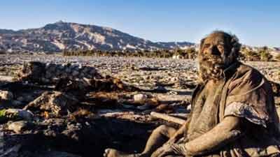 বিশ্বের 'নোংরা` মানুষ, গোসল না করে ৬০ বছর!
