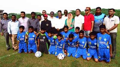 বিকেএসপি তৃণমূল কাপ ফুটবল শুরু