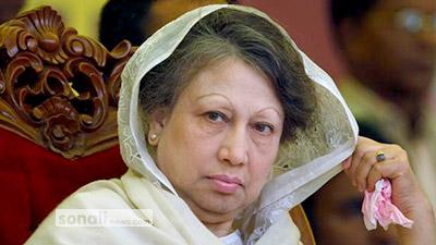 'অসুস্থ খালেদা' আদালতে যাচ্ছেন না আজ