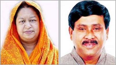 কুমিল্লা সিটি নির্বাচন: প্রচারণায় ব্যস্ত সীমা-সাক্কু