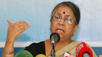 জোর করে রামপালে বিদ্যুৎকেন্দ্র হচ্ছে: সুলতানা কামাল