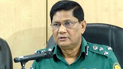 বিমানবন্দরে আত্মঘাতী হামলা নয়: ডিএমপি কমিশনার