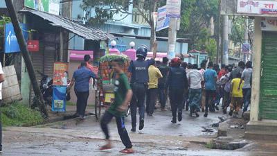 মৌলভীবাজারে 'অপারেশন ম্যাক্সিমাস' চলছে