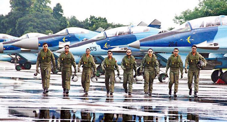 জনবল নিচ্ছে বাংলাদেশ বিমান বাহিনী