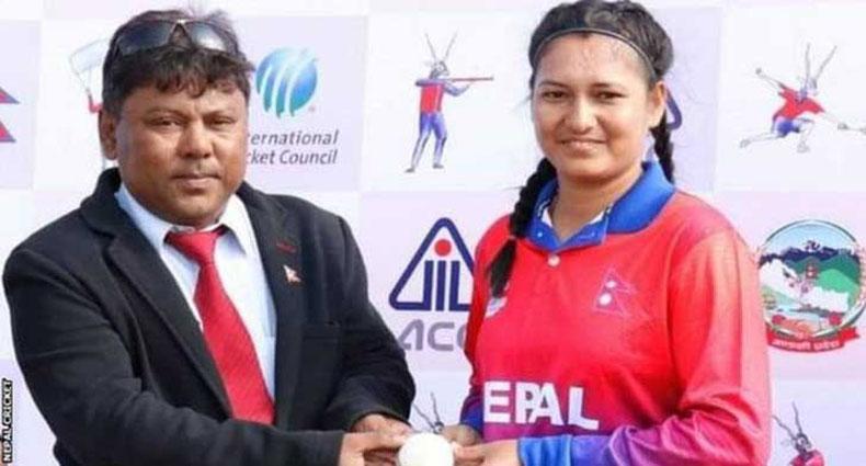 শূন্য রানে ৬ উইকেট নিয়ে নেপালি ক্রিকেটারের বিশ্বরেকর্ড
