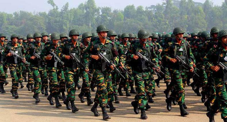 রংপুরে সেনাবাহিনীর ৩টি টিম মাঠে