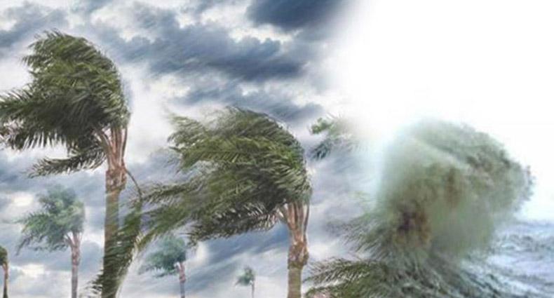 শক্তিশালী রূপ নিয়ে আগামী মাসে আঘাত হানবে ঘূর্ণিঝড় 'কিয়ার'
