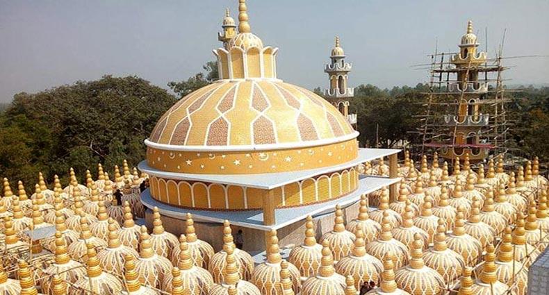 বাংলাদেশের ২০১ গম্বুজ মসজিদ, উদ্বোধন করবেন মসজিদে নববির গ্র্যান্ড ইমাম