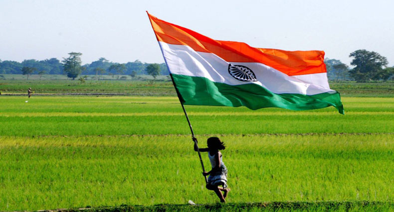 আজ ভারতের ৭৪তম স্বাধীনতা দিবস