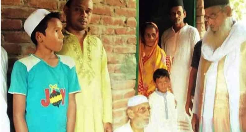 ইসলাম ধর্ম গ্রহণ করলেন একই পরিবারের ছয়জন