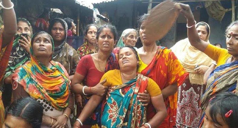 গৃহবধূর রহস্যজনক মৃত্যু, স্বামী থানা হেফাজতে