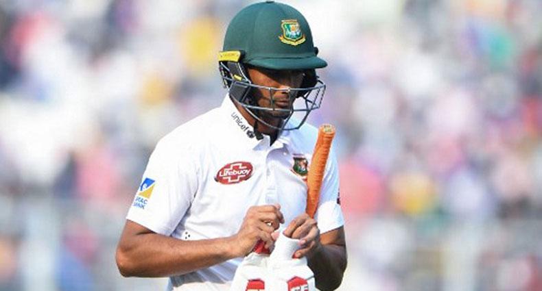 টেস্ট দল থেকে বাদ পড়ছেন মাহমুদউল্লাহ রিয়াদ