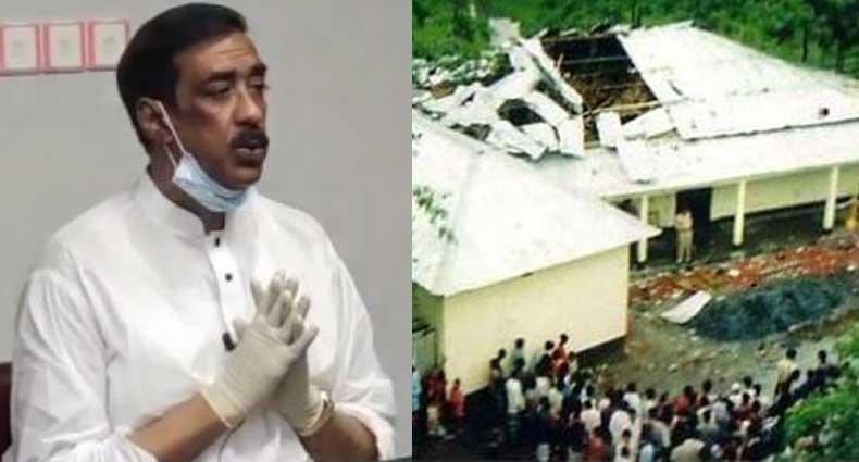 বোমা হামলায় বিএনপি জড়িত নয়, বললেন শামীম ওসমান