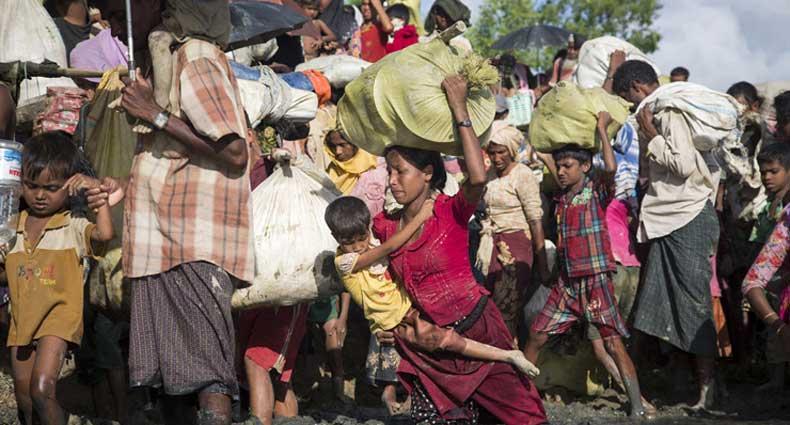 মিয়ানমারে ত্রাণ সহায়তা বন্ধ করবে জাতিসংঘ