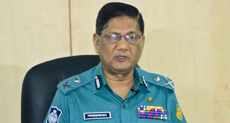 আরও একমাস ডিএমপি কমিশনার আছাদুজ্জামান মিয়া