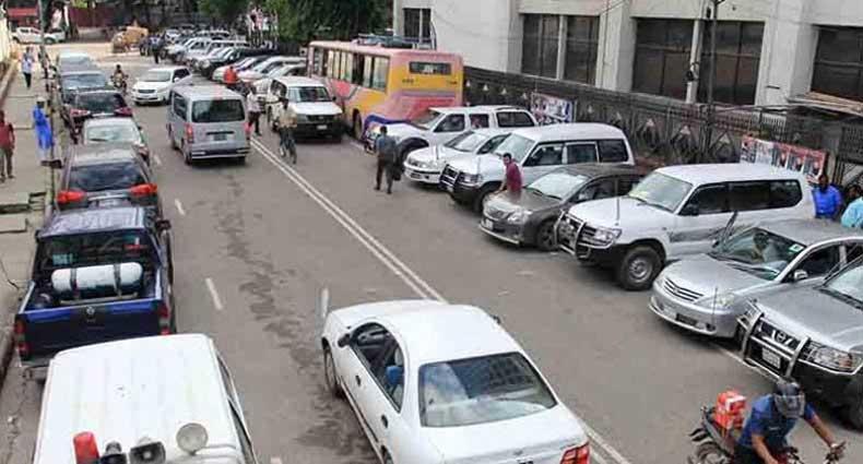 ঢাকা মহানগরীতে ৬৪টি পার্কিং স্পট হবে: কাদের