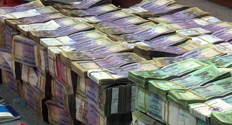 বৈধ উৎসহীন টাকা দশ হাজার কোটি