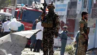 আফগানিস্তানে সেনাঘাঁটিতে তালেবান হামলা, নিহত ৪৪