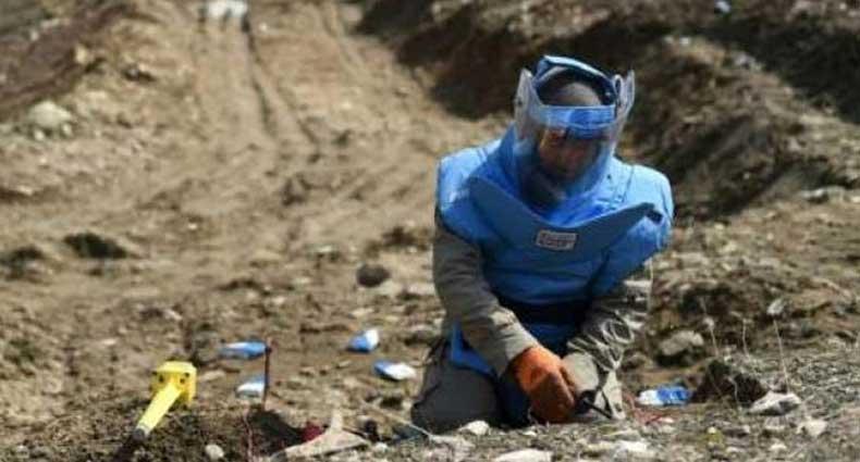 স্থলমাইন বিস্ফোরণে আফগানিস্তানে ৭ শিশু নিহত