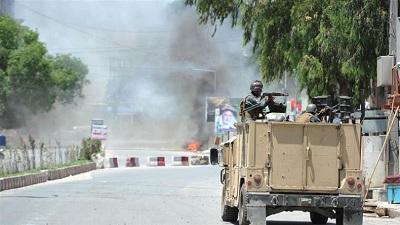আফগানিস্তানে টিভি স্টেশনে বন্দুকধারীদের হামলা
