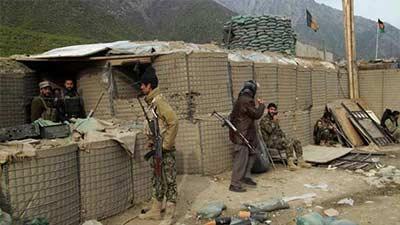 আফগানিস্তানে সামরিক অভিযানে ১৫ জঙ্গি নিহত