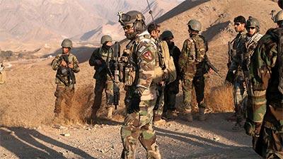 মার্কিন প্রশিক্ষণ ক্যাম্প থেকে পালাচ্ছে আফগান সেনারা