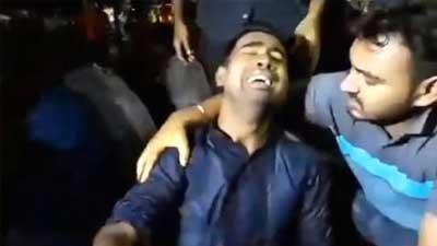 'মা কই? আমি ছাত্রলীগ করব না', হাউমাউ করে কাঁদলেন শেখ আব্দুল্লাহ